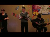 Куликов Руслан и Карпов Кирилл - Изгиб гитары желтой (cover)
